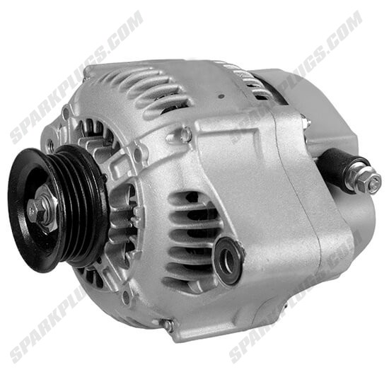 Picture of Denso 210-0414 Remanufactured Alternator