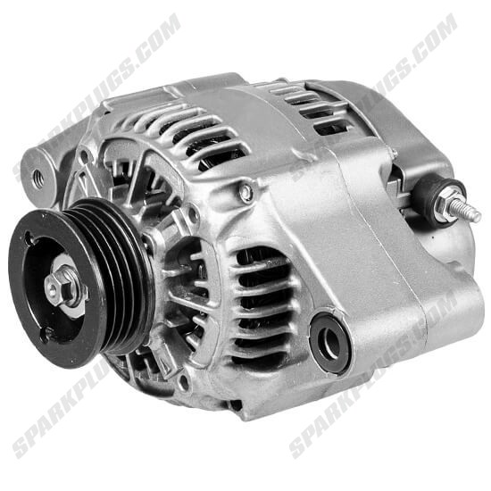 Picture of Denso 210-0417 Remanufactured Alternator