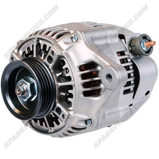 Picture of Denso 210-0424 Remanufactured Alternator
