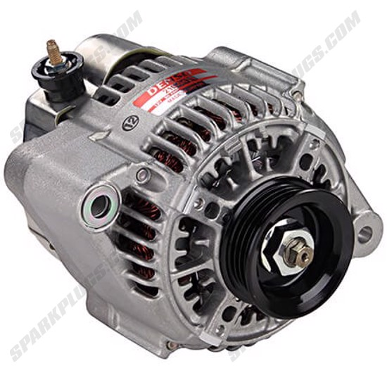 Picture of Denso 210-0434 Remanufactured Alternator