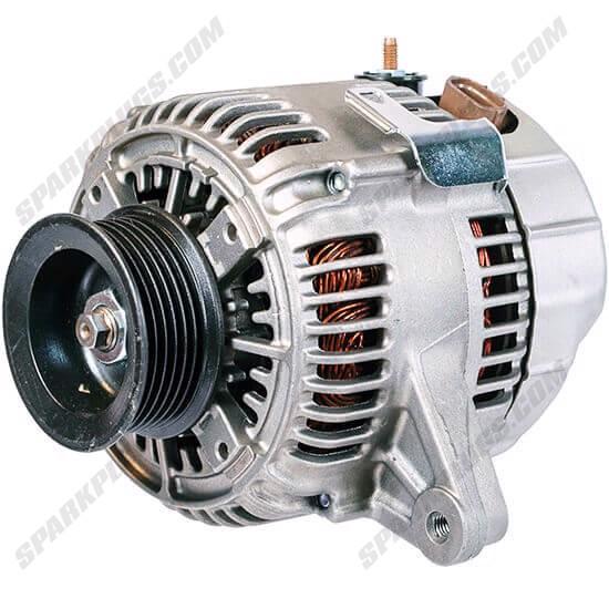 Picture of Denso 210-0438 Remanufactured Alternator