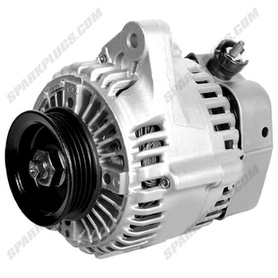 Picture of Denso 210-0443 Remanufactured Alternator