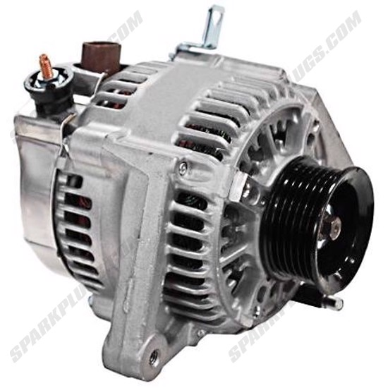 Picture of Denso 210-0463 Remanufactured Alternator