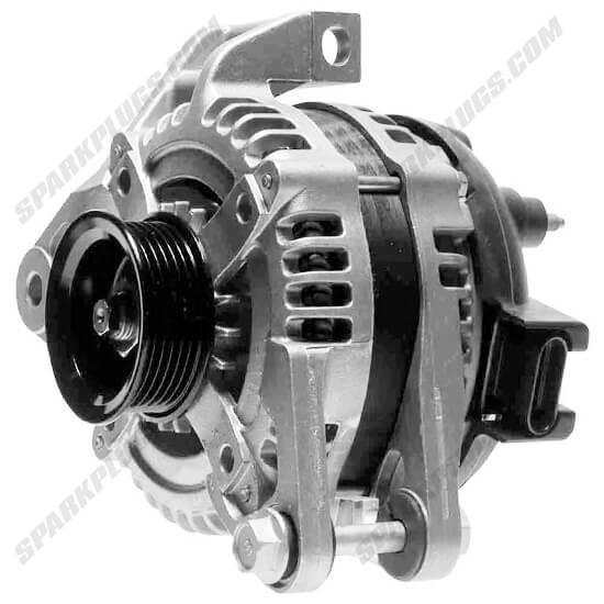 Picture of Denso 210-0468 Remanufactured Alternator