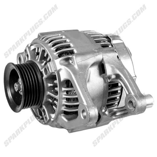 Picture of Denso 210-0490 Remanufactured Alternator