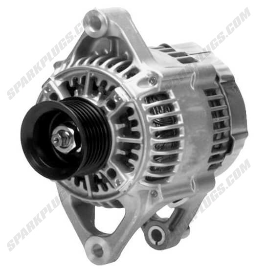 Picture of Denso 210-0493 Remanufactured Alternator