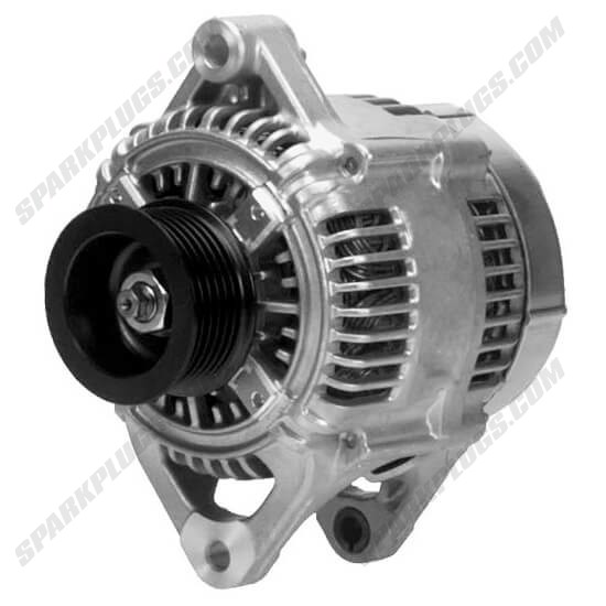 Picture of Denso 210-0502 Remanufactured Alternator