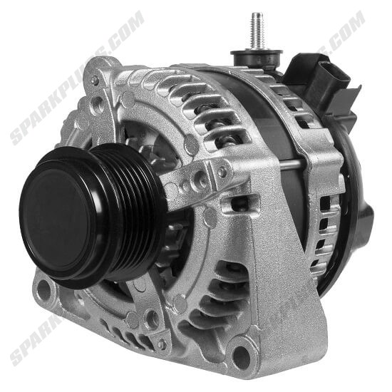 Picture of Denso 210-0518 Remanufactured Alternator