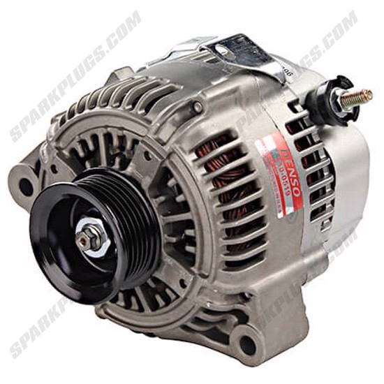Picture of Denso 210-0519 Remanufactured Alternator