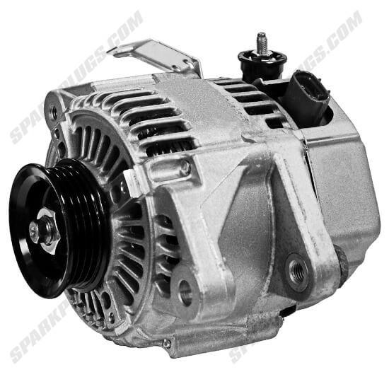 Picture of Denso 210-0527 Remanufactured Alternator