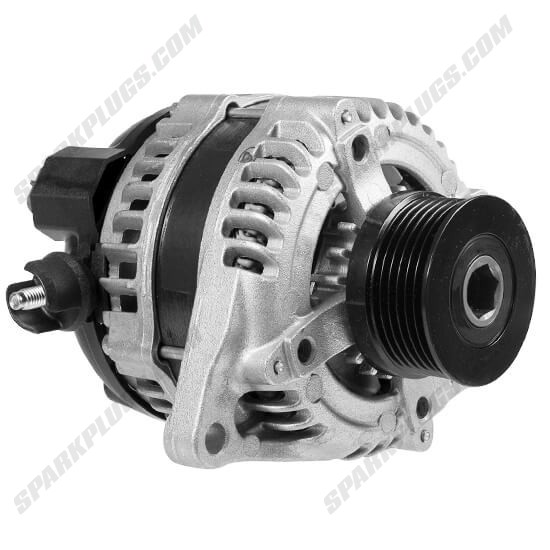 Picture of Denso 210-0533 Remanufactured Alternator