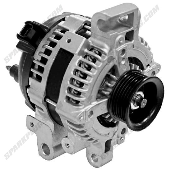 Picture of Denso 210-0536 Remanufactured Alternator