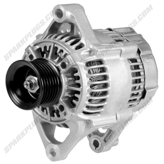 Picture of Denso 210-0553 Remanufactured Alternator