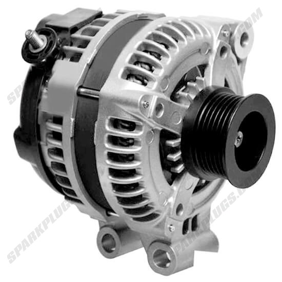Picture of Denso 210-0569 Remanufactured Alternator