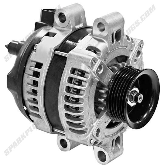 Picture of Denso 210-0573 Remanufactured Alternator