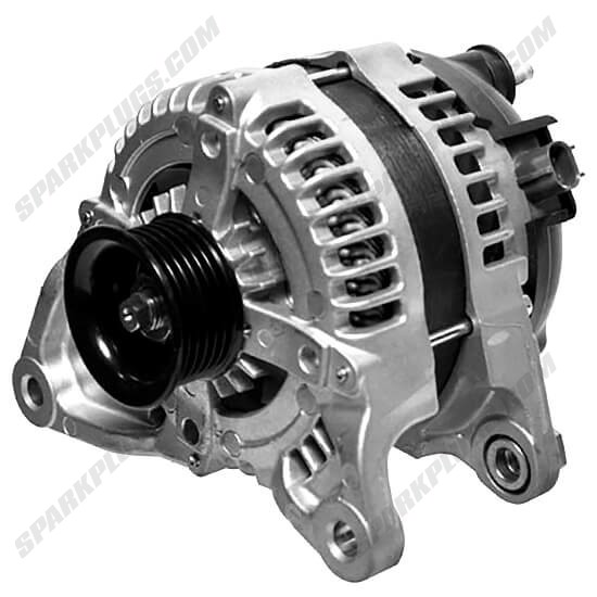 Picture of Denso 210-0586 Remanufactured Alternator
