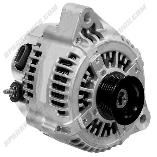 Picture of Denso 210-0590 Remanufactured Alternator