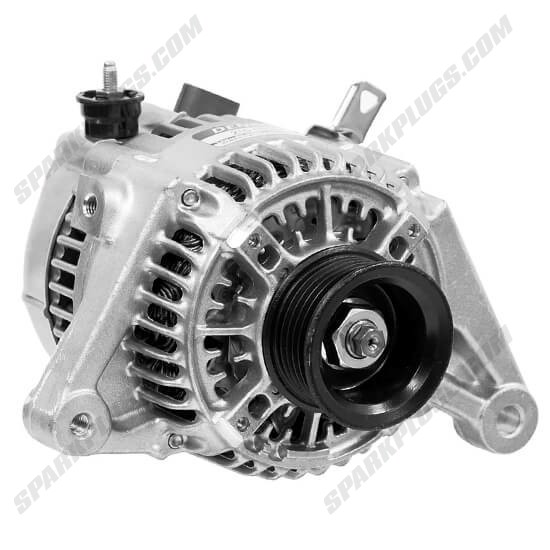 Picture of Denso 210-0593 Remanufactured Alternator