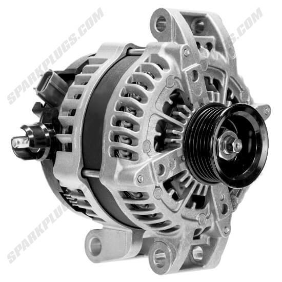 Picture of Denso 210-0603 Remanufactured Alternator