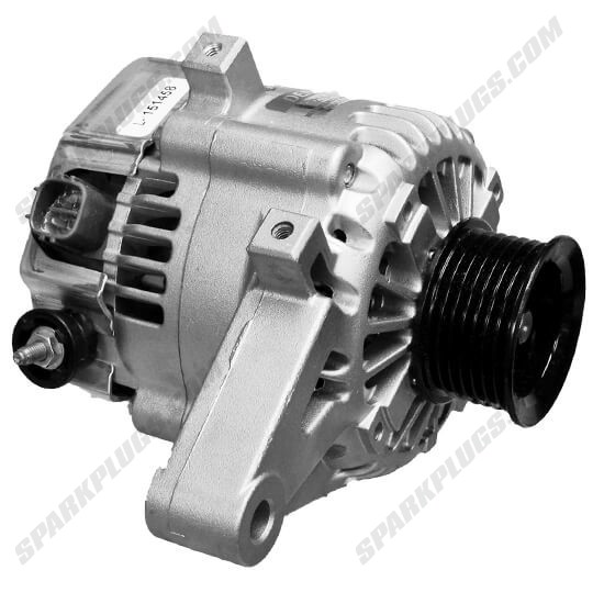 Picture of Denso 210-0617 Remanufactured Alternator