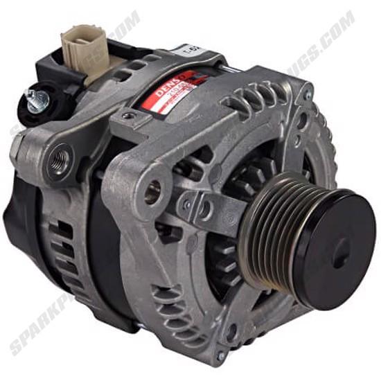 Picture of Denso 210-0654 Remanufactured Alternator