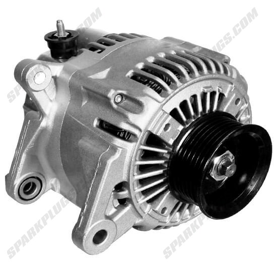 Picture of Denso 210-0686 Remanufactured Alternator