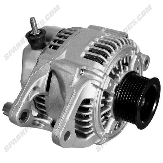 Picture of Denso 210-0687 Remanufactured Alternator