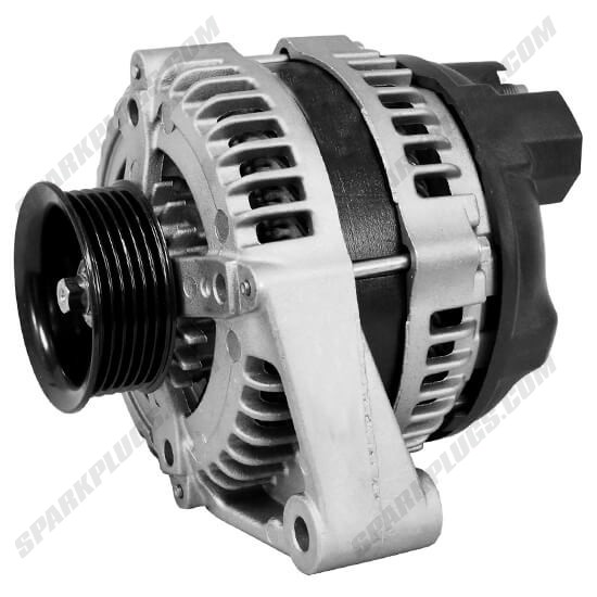 Picture of Denso 210-0753 Remanufactured Alternator