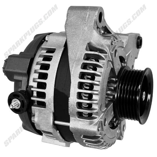 Picture of Denso 210-0757 Remanufactured Alternator
