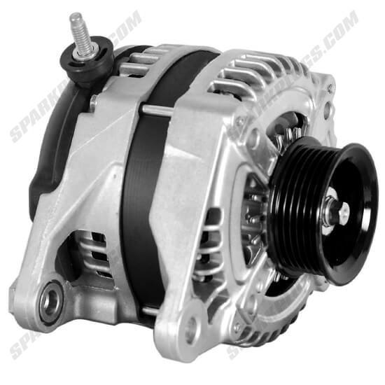 Picture of Denso 210-0762 Remanufactured Alternator