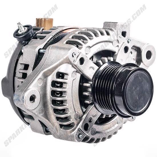 Picture of Denso 210-0773 Remanufactured Alternator