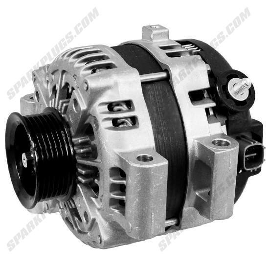 Picture of Denso 210-0798 Remanufactured Alternator