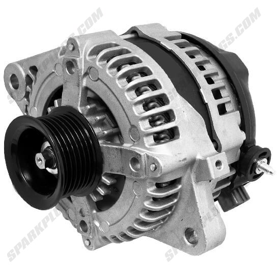 Picture of Denso 210-0811 Remanufactured Alternator