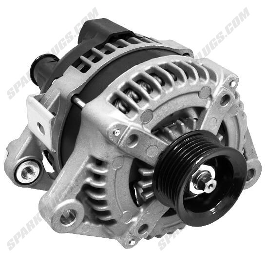 Picture of Denso 210-0827 Remanufactured Alternator