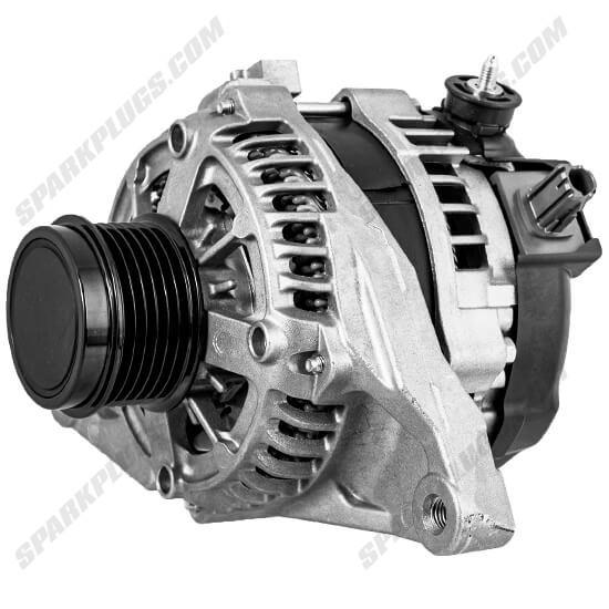 Picture of Denso 210-0855 Remanufactured Alternator
