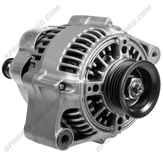 Picture of Denso 210-1000 Remanufactured Alternator