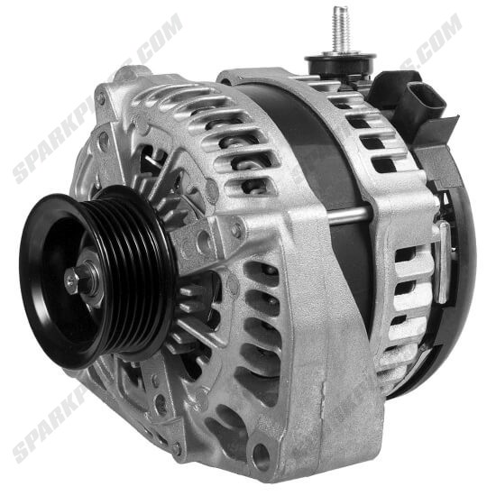 Picture of Denso 210-1019 Remanufactured Alternator