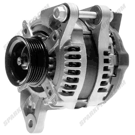 Picture of Denso 210-1034 Remanufactured Alternator