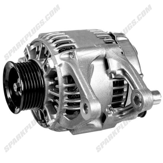 Picture of Denso 210-1036 Remanufactured Alternator