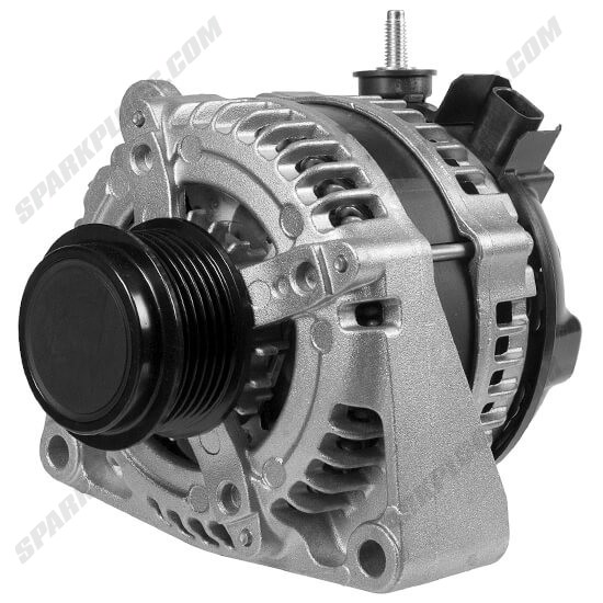 Picture of Denso 210-1058 Remanufactured Alternator