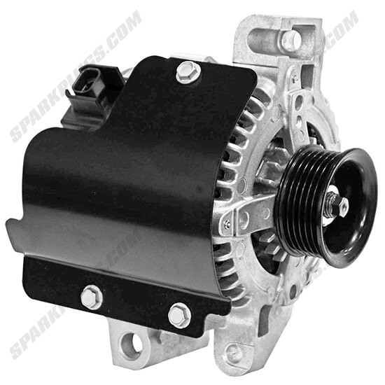 Picture of Denso 210-1061 Remanufactured Alternator
