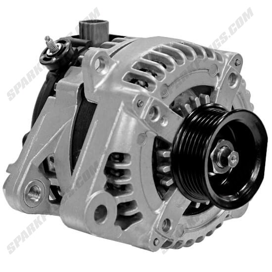Picture of Denso 210-1068 Remanufactured Alternator