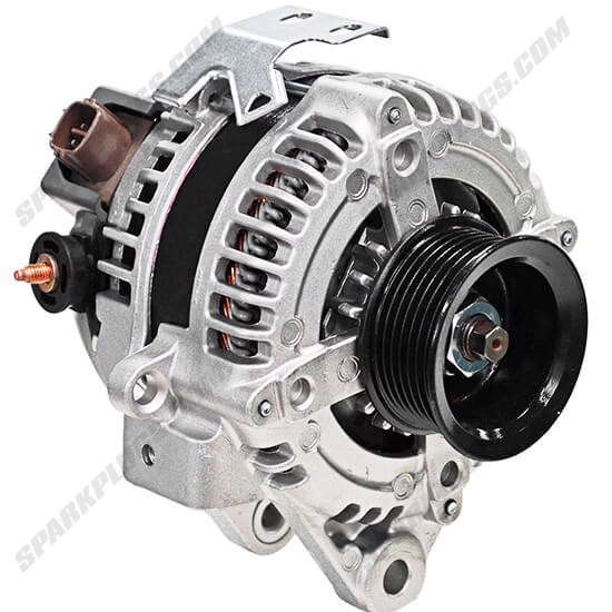 Picture of Denso 210-1070 Remanufactured Alternator