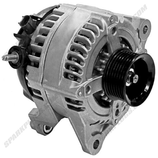 Picture of Denso 210-1075 Remanufactured Alternator