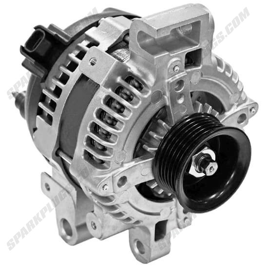Picture of Denso 210-1087 Remanufactured Alternator