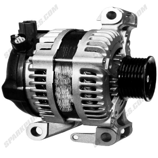 Picture of Denso 210-1095 Remanufactured Alternator