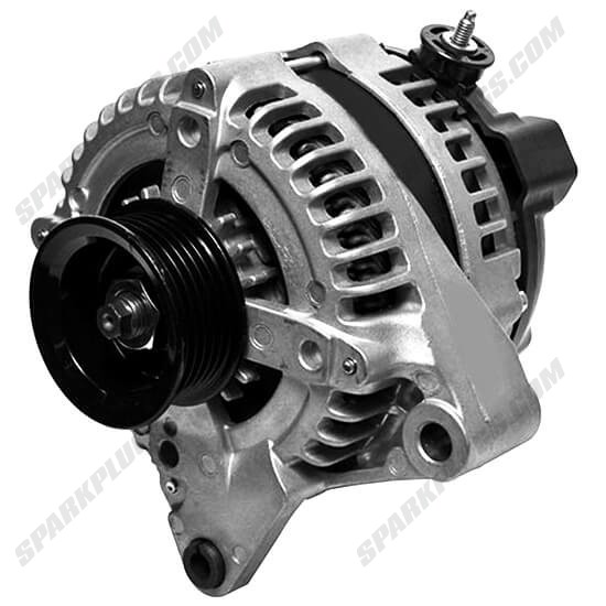 Picture of Denso 210-1099 Remanufactured Alternator