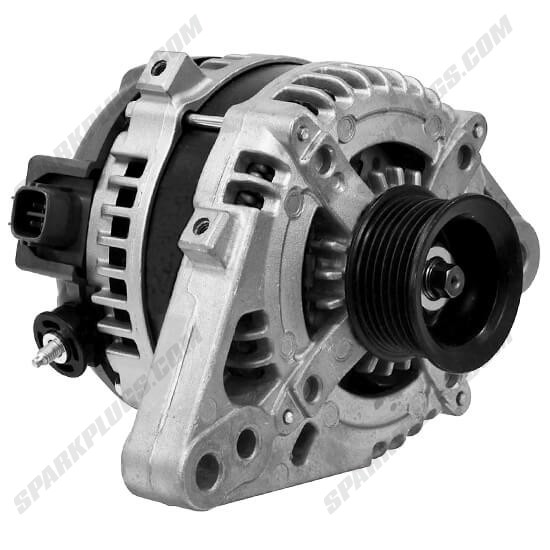Picture of Denso 210-1100 Remanufactured Alternator