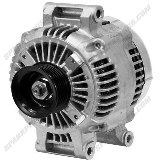 Picture of Denso 210-1104 Remanufactured Alternator