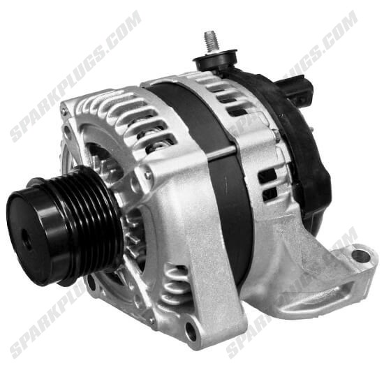 Picture of Denso 210-1109 Remanufactured Alternator